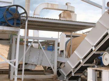 Производство пеллетных гранул