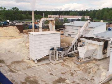Завод в г. Соликамск