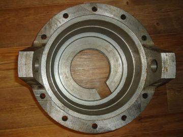 Задний стакан от гранулятора ОГМ-1.5 — цена 25.000 руб.